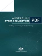 Australias Cyber Security Strategy