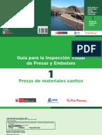 Guía Para La Inspección Visual de Presas y Embalses de Materiales Sueltos