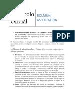 Protocolo Oficial BolmunSalle