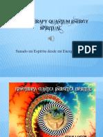 Hipnoterapia Cuántica Energética Espiritual