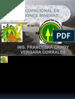 Salud Ocupacional en Operaciones Mineras