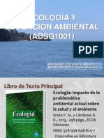 Introducción al a Ecología