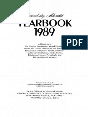 YB1989 pdf | Eucharist | Jesus