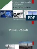 Int. Ing. Mec. - Resistencia de Materiales