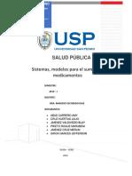 Sistema Modelo de Suministro