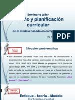 El Modelo Curricular en Competencias DRE Cusco