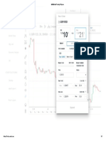 OANDA Web Trading Platform