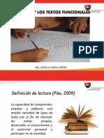 LA LECTURA Y LOS TEXTOS FUNCIONALES.pdf