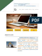 Brochure Gerlip - La Empresa