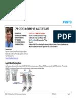 CMMP-As FAQ Master Slave X1 A_B Synchronisation Ca0pro