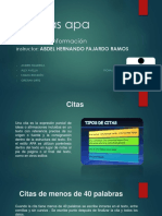 Manual de Las Normas APA