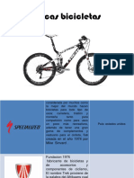 Marcas Bicicletas