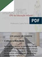 CPD da Educação Infantil.pptx