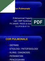 3. Cor Pulmonale (m. Yogiarto)