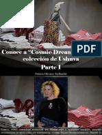 """Patricia Olivares Taylhardat - Conoce a """"Cosmic Dream"""", La Nueva Colección de Ushuva, Parte I"""