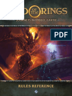 Journeys in Middle-earth Rules Referenceאא