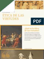 Ética de Las Virtudes