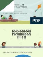 Kurikulum Islam Dan Timur