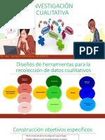 CLASE 7 Diseños de herramientas para la recolección de datos cualitativos.pptx