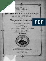 GOB - Boletim Deodoro Da Fonseca Como GM