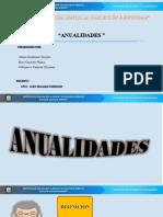 Anualidades (2)