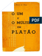O Um e o Multiplo em-Platao.pdf.pdf