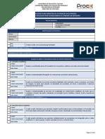 Ficha de Avaliacao Para Registro de Atividades de Extensao