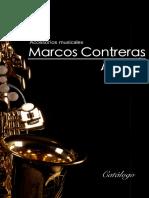 Catalogo Clarinetes Abrazaderas