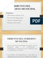 Tributos Gob. Municipal