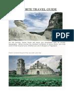 Ilocos Norte Travel Guide