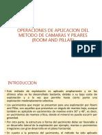 Camaras y Pilares 2018