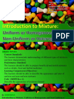 Introduction to Mixture Uniform or Homogenous and Non-Uniform or Heterogeneous.pptx