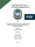 Sig de La Administración Comercial y General