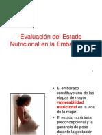 3.- Een Embarazada