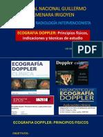 Ecografia Doppler. Principios Fisicos