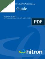Hitron CGNVM_User Guide