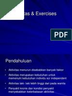 1. Aktivitas Dan Latihan
