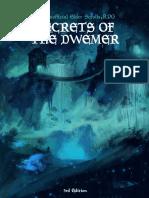 Secrets of the Dwemer