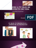 Ayudando a Tu Hijo en Su Proyecto De