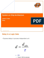 System on Chip Architecture Design Lecture1