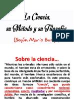 Mario Bunge, La Ciencia y Su Metodo