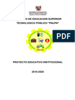 proyecto educativo inicial