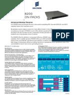RX8200 Configuration Packs