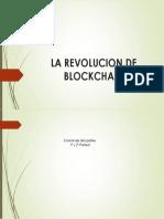La Revolucion de Blockchain