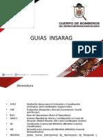 Presentación de las guías INSARAG CBDMQ