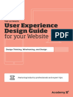 The Ultimate UX Design Guide