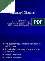 Penyakit Kawasaki Kuliah 23-2-09 Dr Sasmita