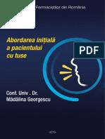 Abordarea initiala a pacientului cu tuse