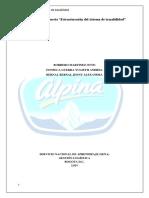 """Evidencia 3_ Propuesta """"Estructuración Del Sistema de Trazabilidad"""""""