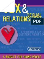 Sex & Sexual Relationships